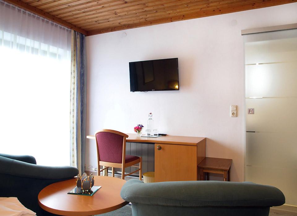 Doppelzimmer Saalfelden 1