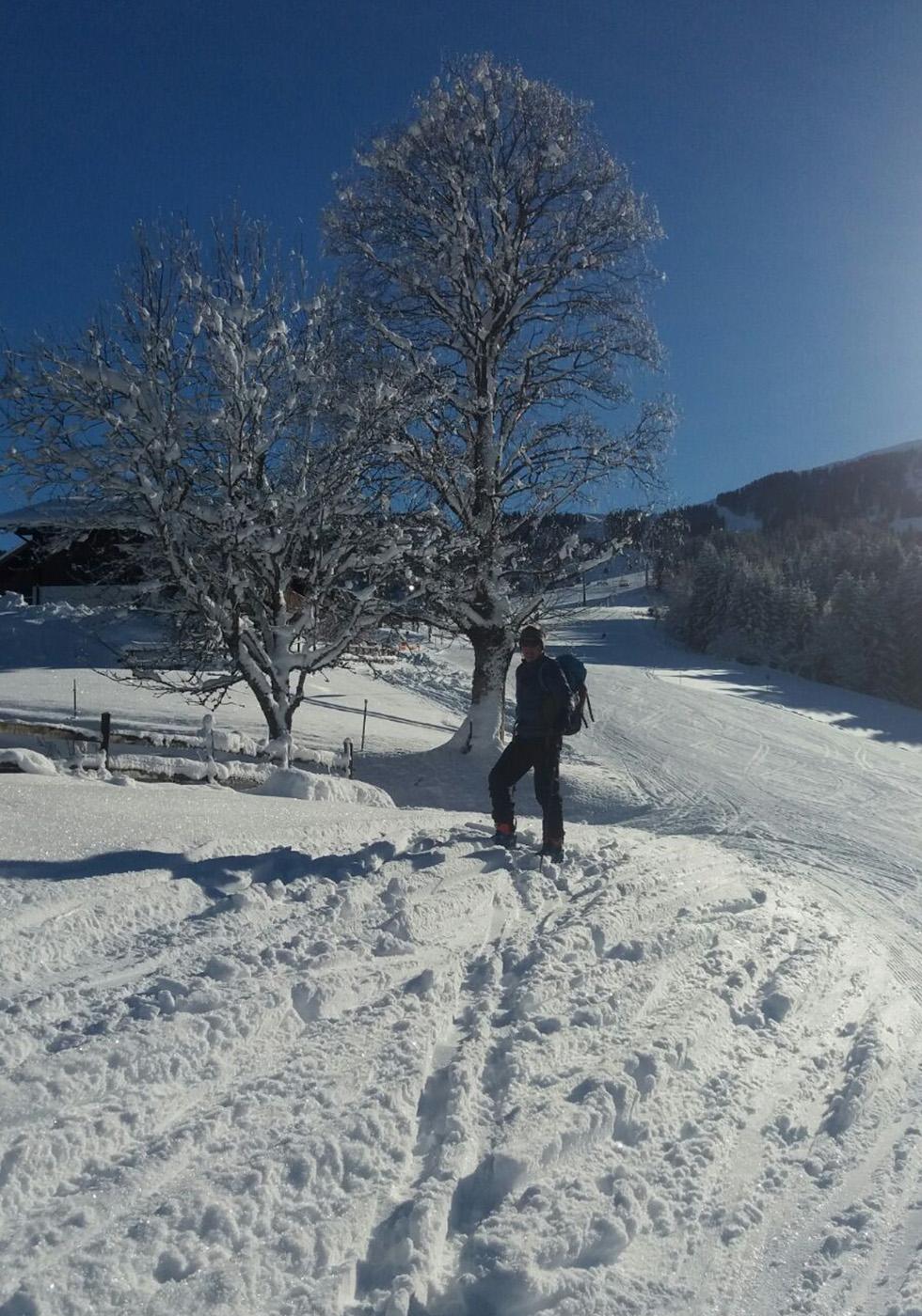 Winter Urlaub Saalfelden